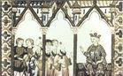 Únic retrat directe de Jaume I a les Cantigas
